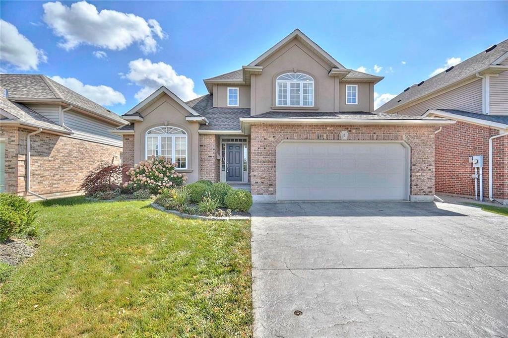 8 COUNTRYSIDE Drive, St. Catharines, Ontario