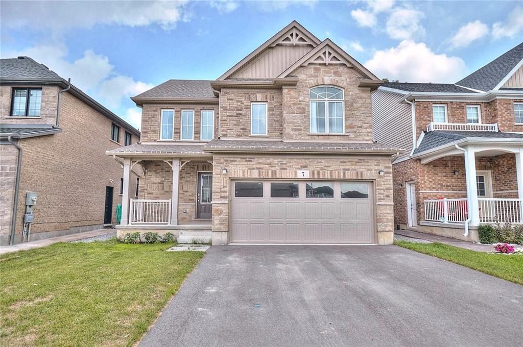 7 SHELLBARK Lane, Thorold, Ontario